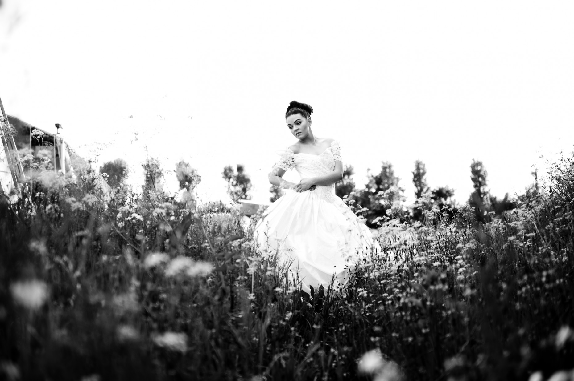 Cambridge Wedding Photographer Trash the Dress