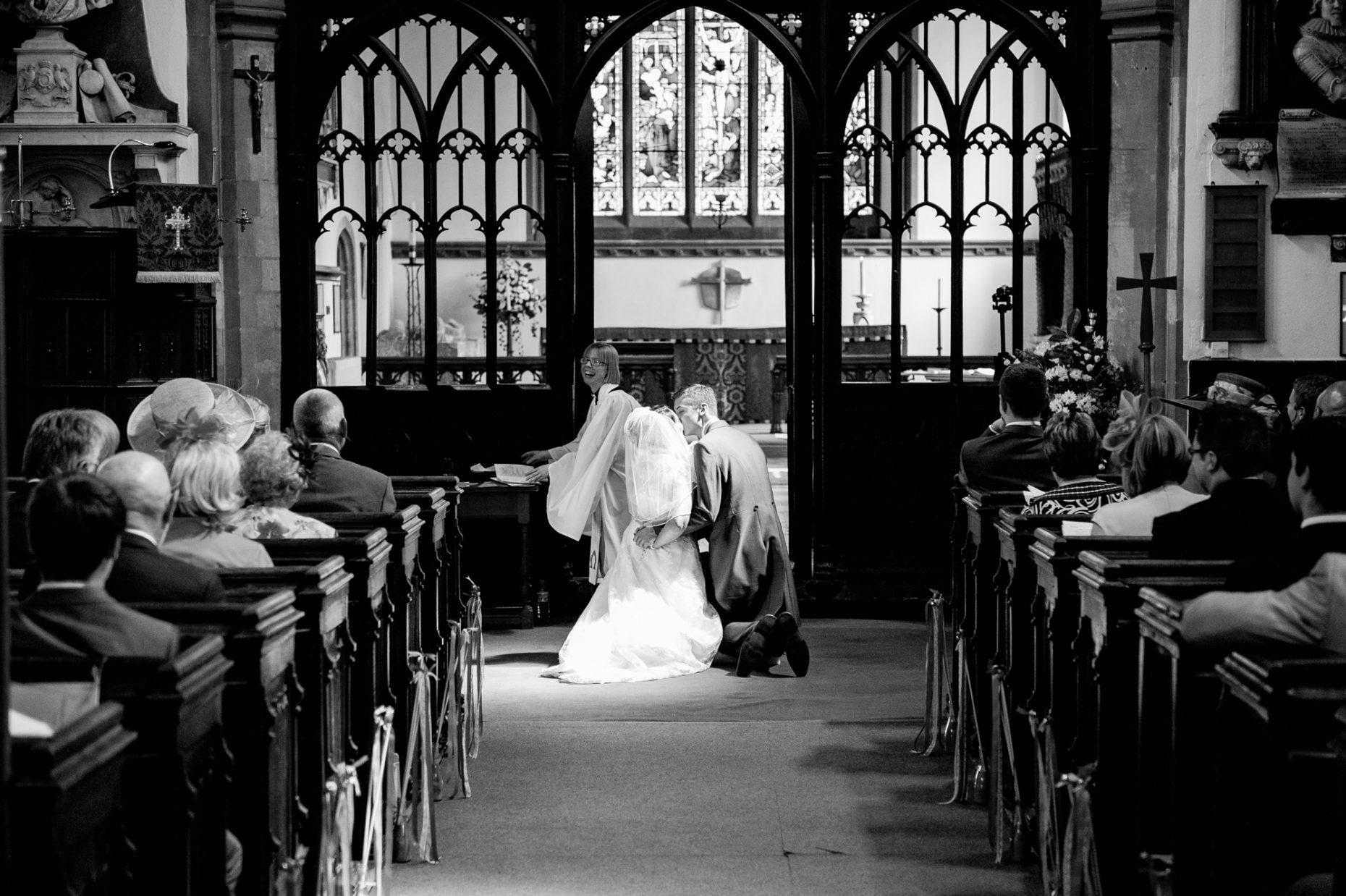 Black and White Wedding Photographer in Cambridge-9009