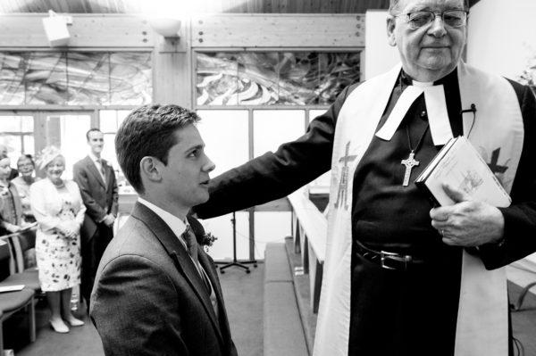 Black and White Wedding Photographer in Cambridge-9022