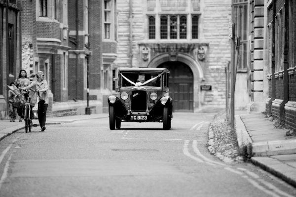 Black and White Wedding Photographer in Cambridge-9025