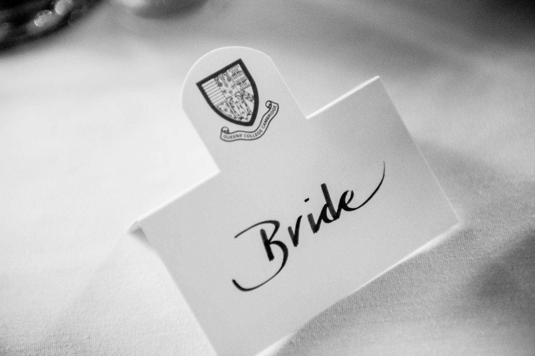 Black and White Wedding Photographer in Cambridge-9028