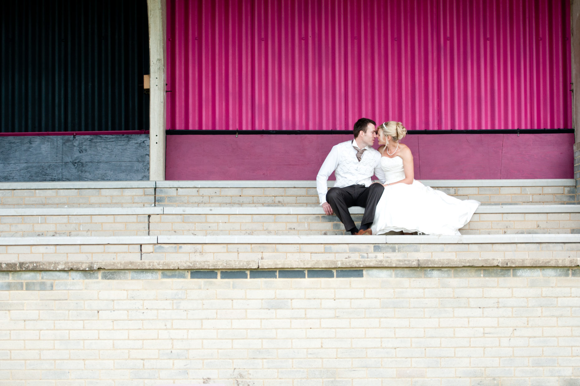 Stylish contemporary Cambridge Wedding Photographer