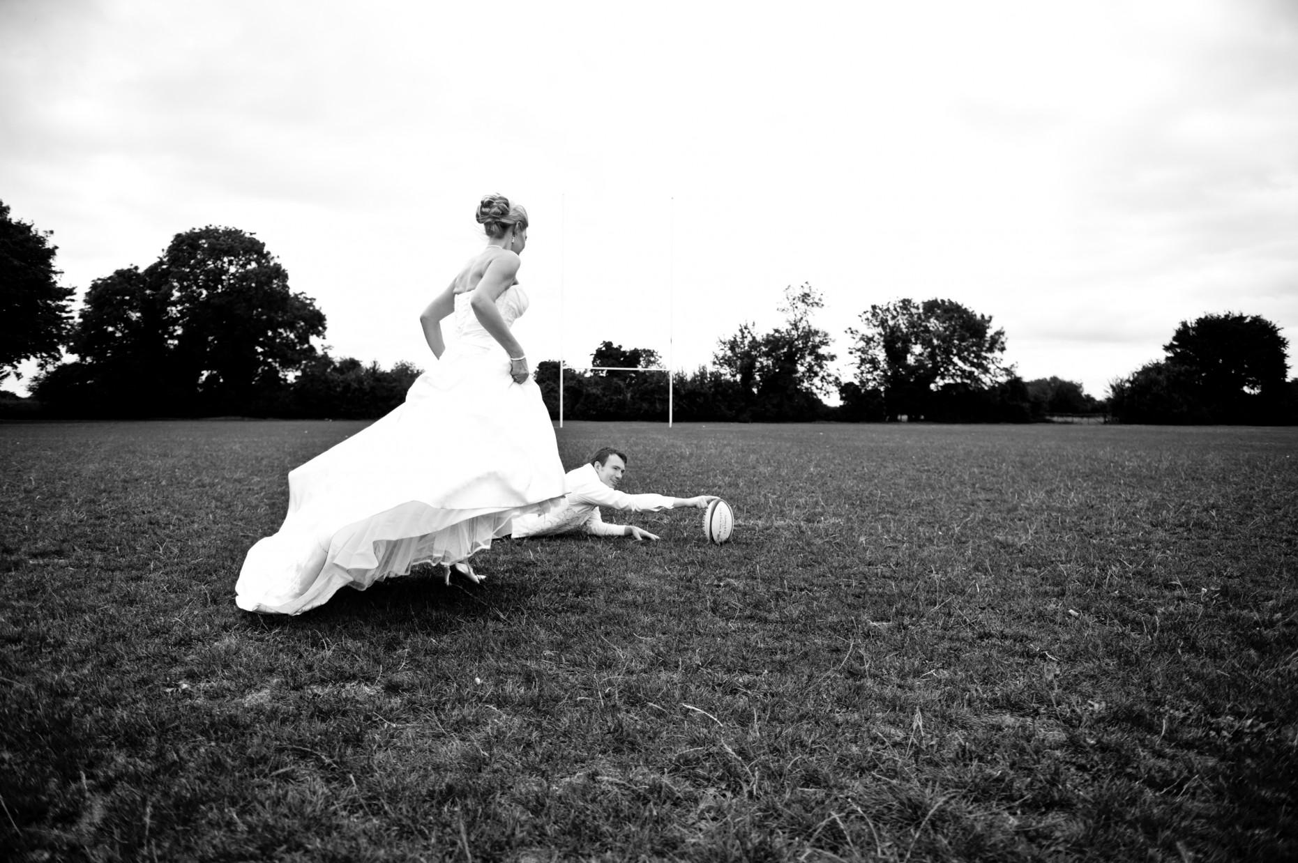 Stylish contemporary Cambridge Wedding Photographer