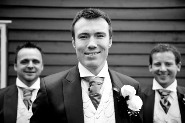 Black and White Wedding Photographer in Cambridge-9002