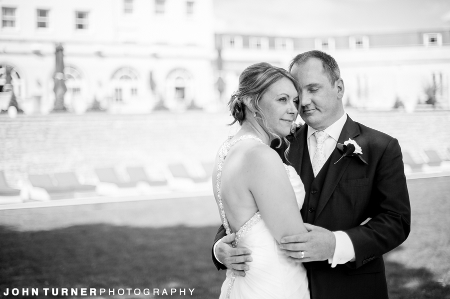 Wedding Photography in Black and White