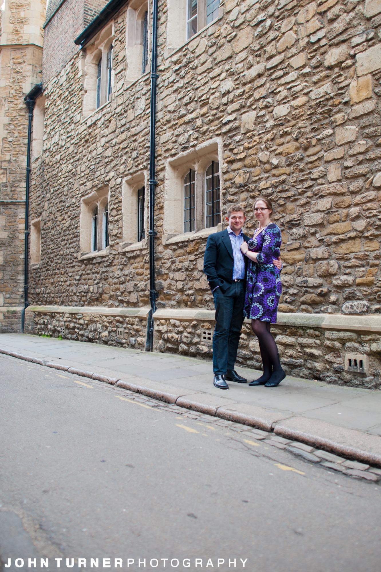 Cambridge Engagement Photographer