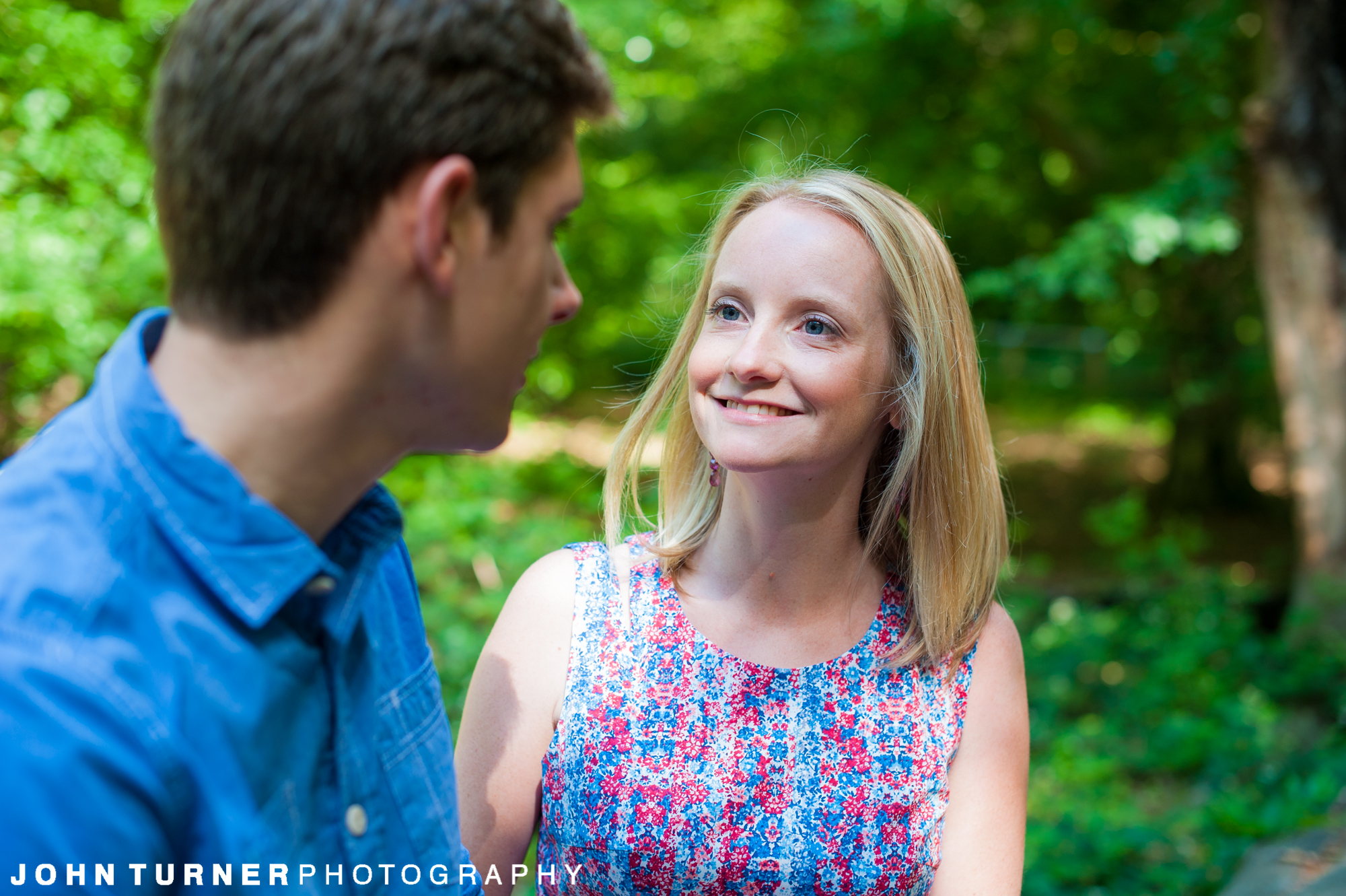 Epping Engagement Shoot