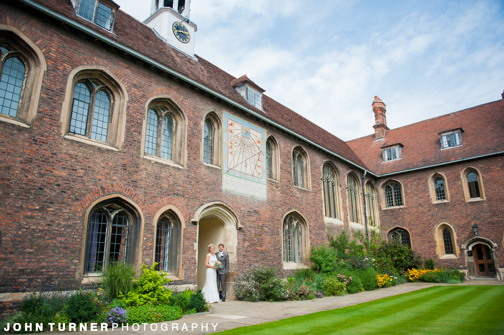 Wedding at Queens College
