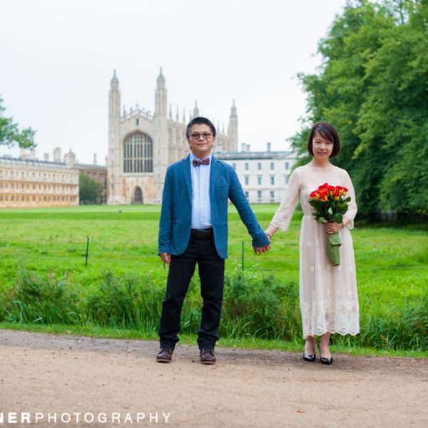 Cambridge Pre-Wedding Photography