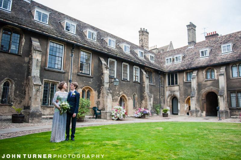 Cambridge Colleges Wedding Photographer