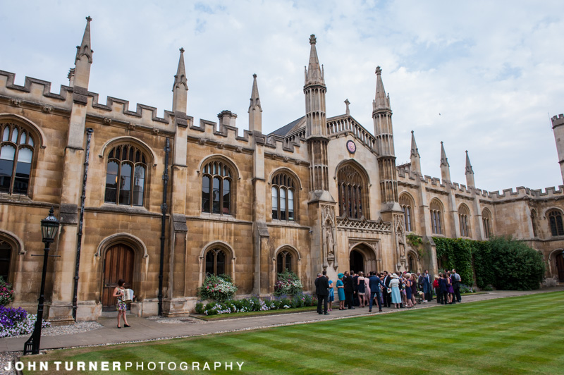 Cambridge Wedding Photography Slideshow | Corpus Christi College