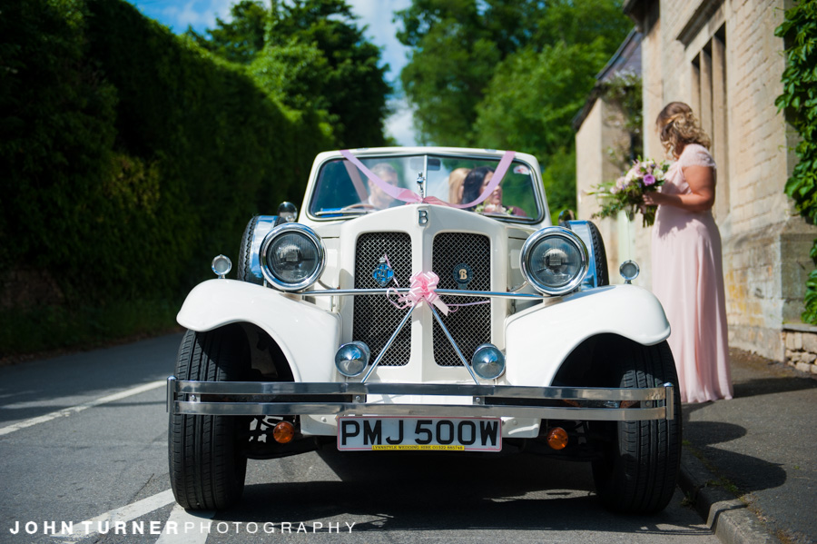 Stunning Wedding Cars