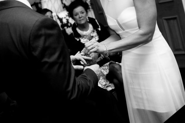Black and White Wedding Photographer in Cambridge-9014