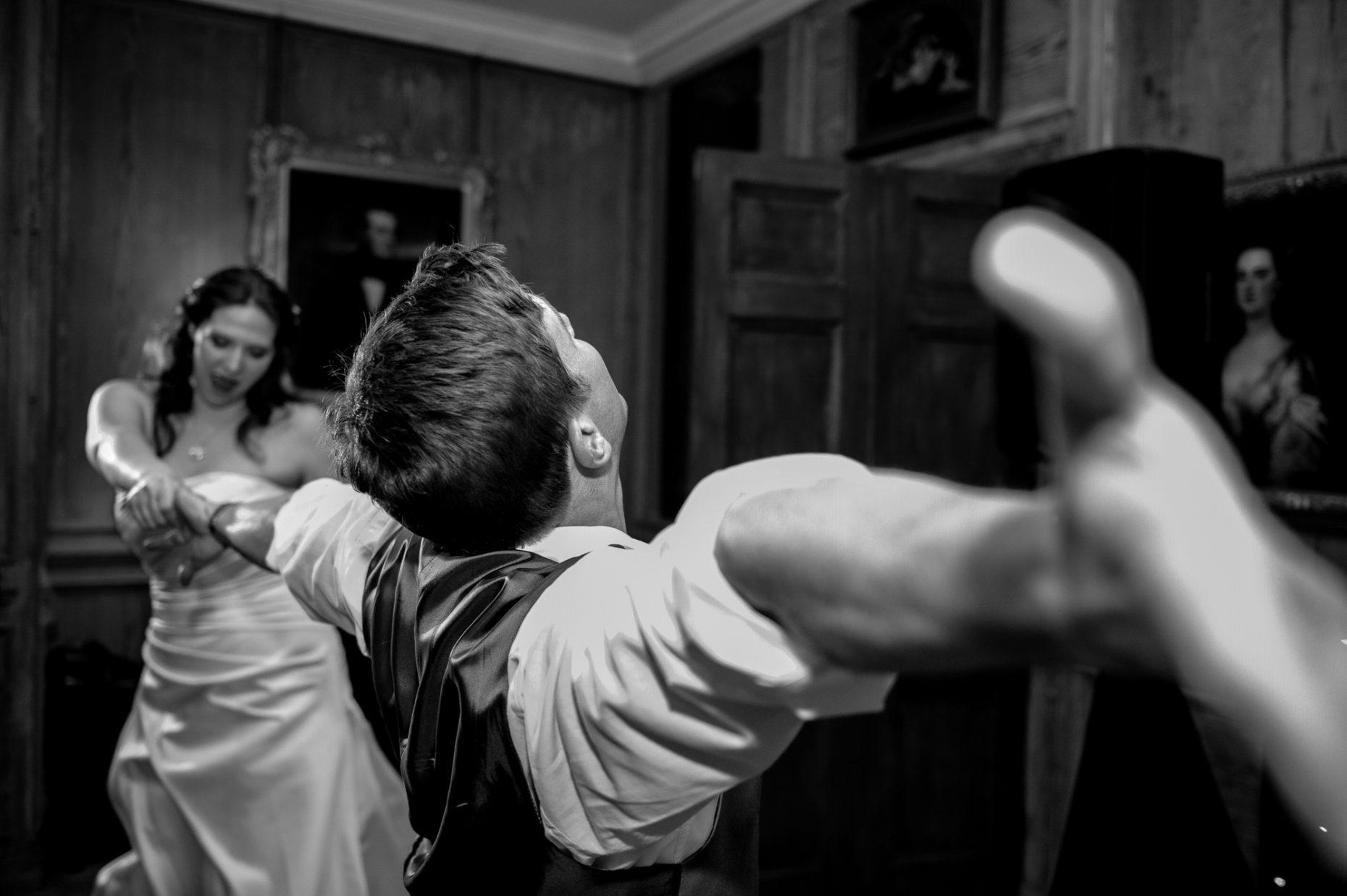 Black and White Wedding Photographer in Cambridge-9019