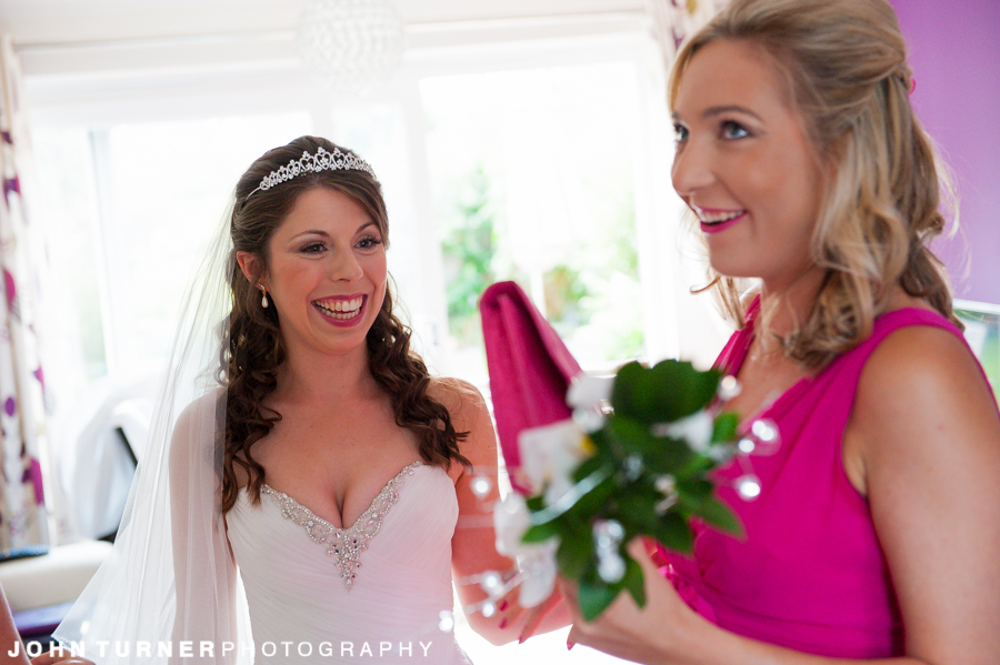 Image from a Wedding at Madingley Hall