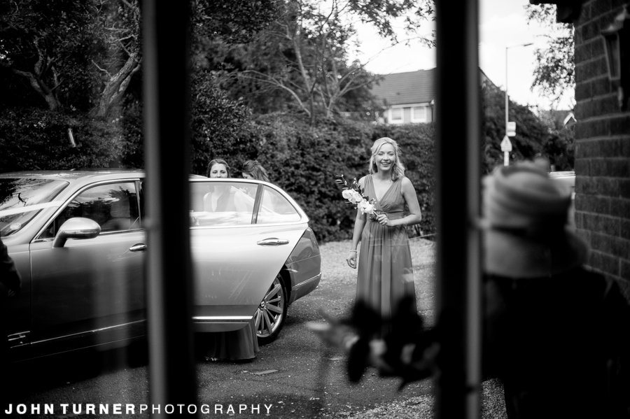 Wedding at Madingley Hall