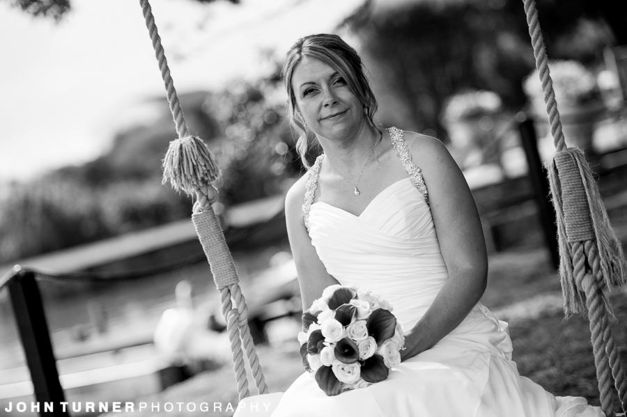 Monochrome Wedding Photographer