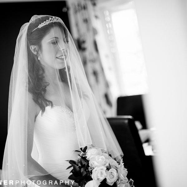 Wedding In Monochrome