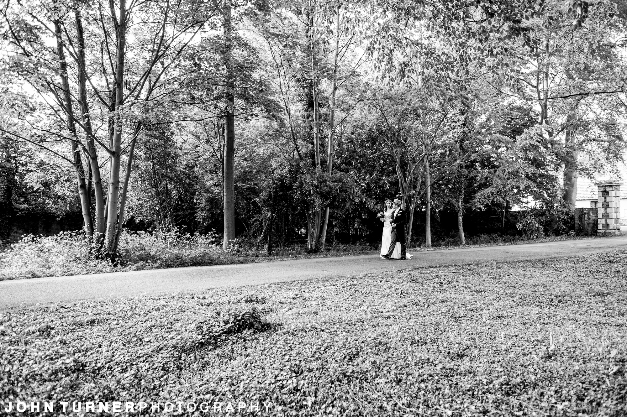 Wedding photography From Anstey Hall