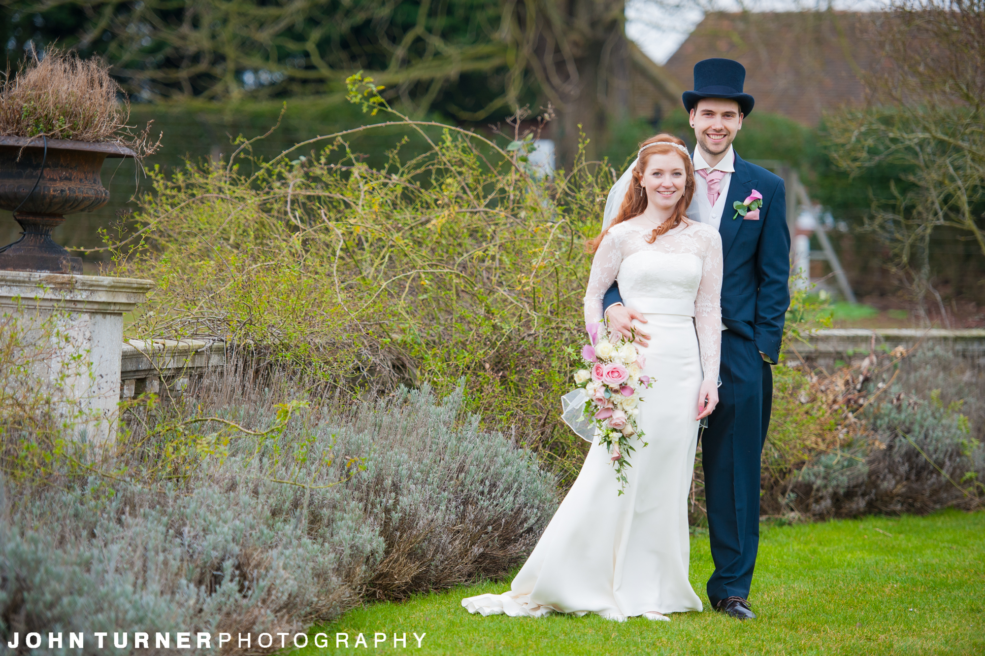 Wedding Photography from Quendon Hall