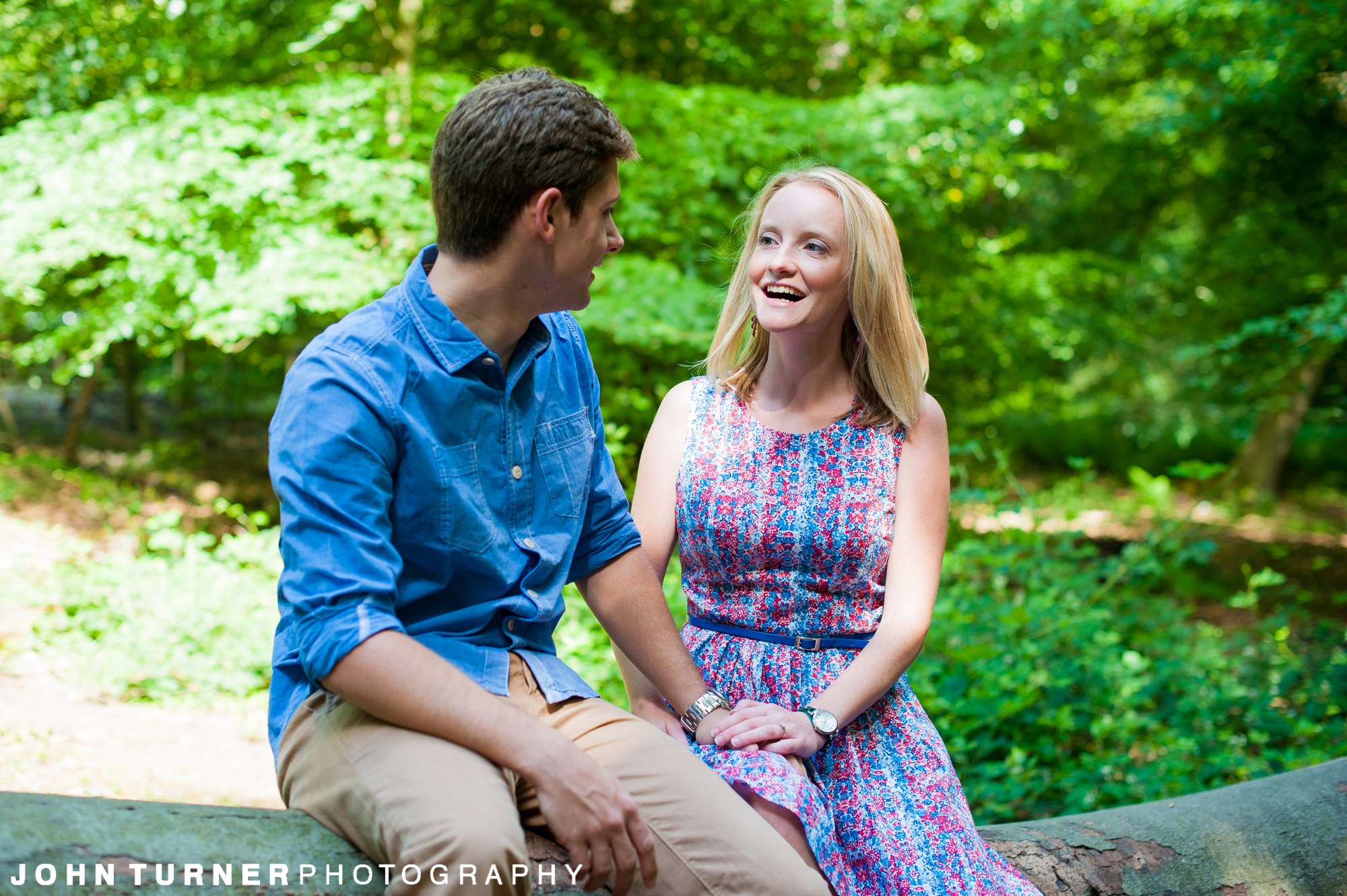 Epping Engagement Shoot