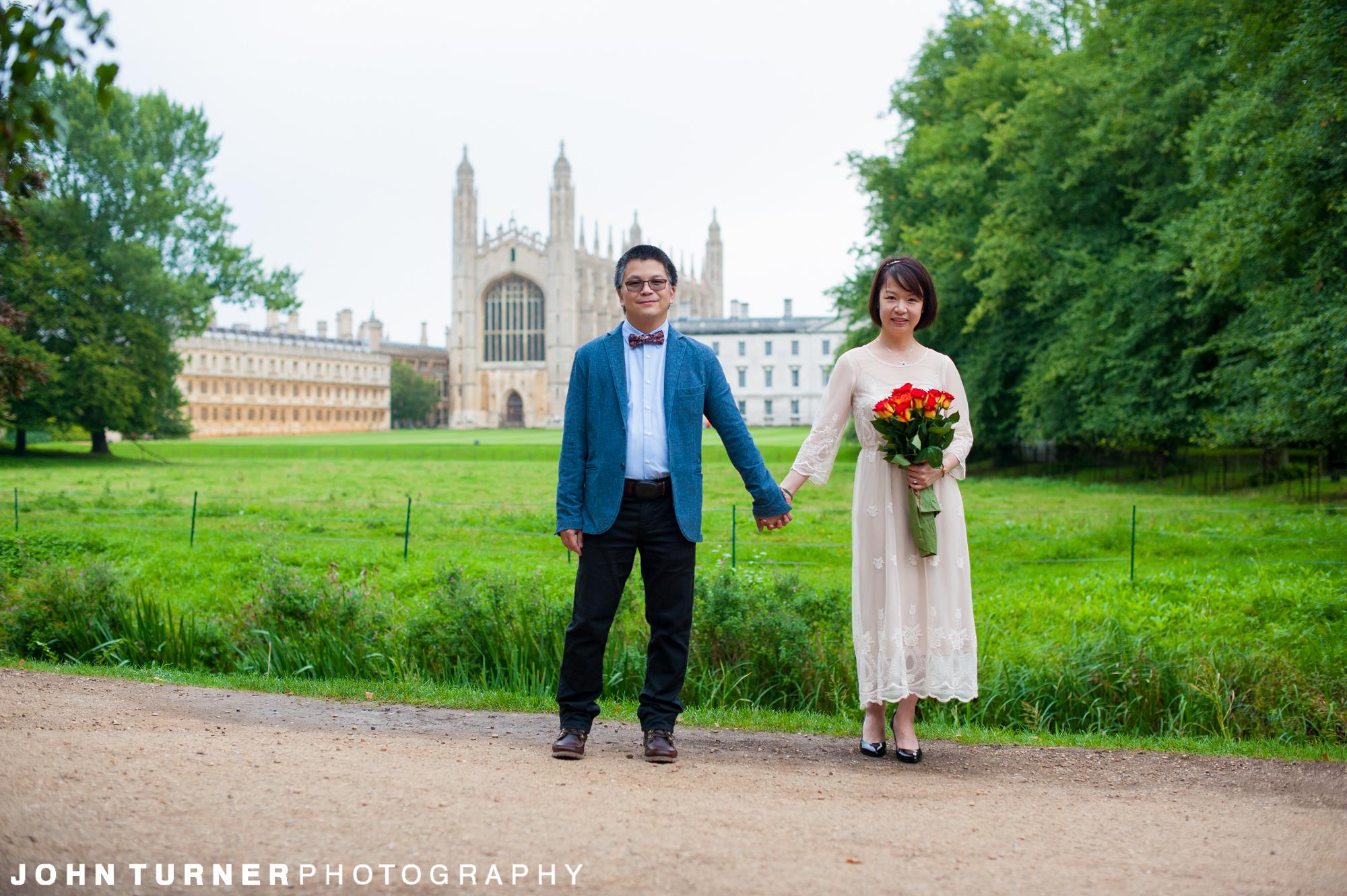 Cambridge Pre-Wedding Photography
