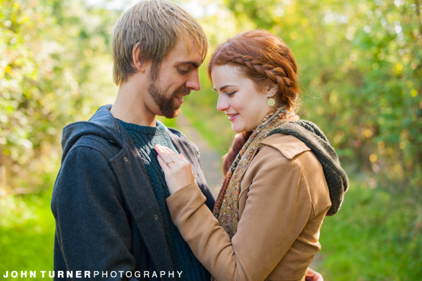 Engagement Shoot in Cambridgeshire
